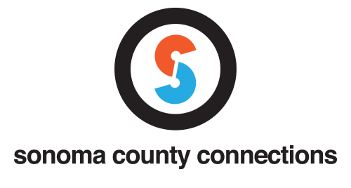 Sonoma County Connections Logo