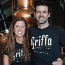 Link to Meet Jenny and Mike Griffo of Griffo Distillery