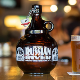 Link to article on Russian River Brewing