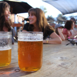 Picture of Lagunitas Brewing Company outdoor seating